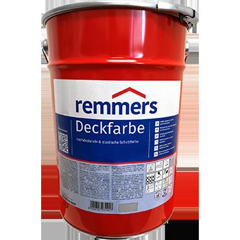 remmers deckfarbe 20 ltr weiss ral 9016 wetterschutzfarben farben und lacke. Black Bedroom Furniture Sets. Home Design Ideas